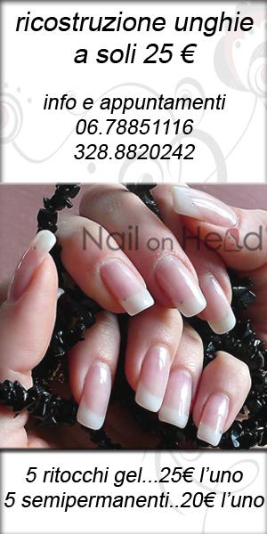 Promozione ricostruzione unghie gel